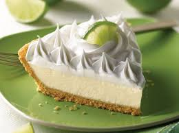 Key Lime Pie...