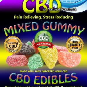 gummie package100mg