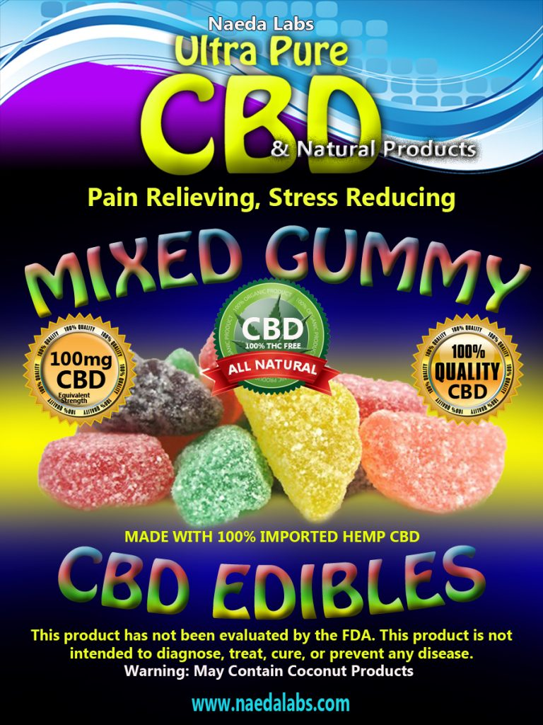 CBD Gummy 100mg...