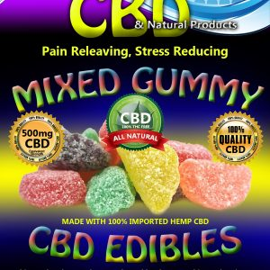 gummie package500mg