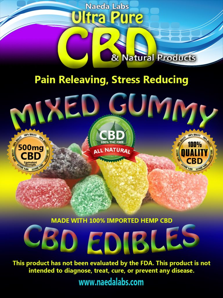 CBD Gummy 500mg...