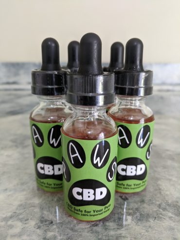 Paws CBD Oil...