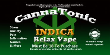 Indica by CannaTonic...