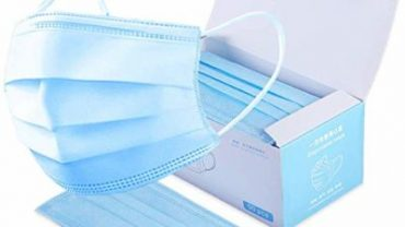 Surgical Mask Box
